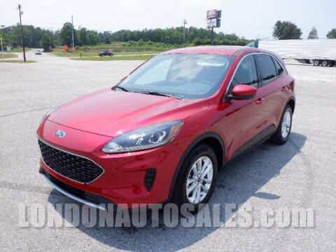 2020 Ford Escape for sale at London Auto Sales LLC in London KY