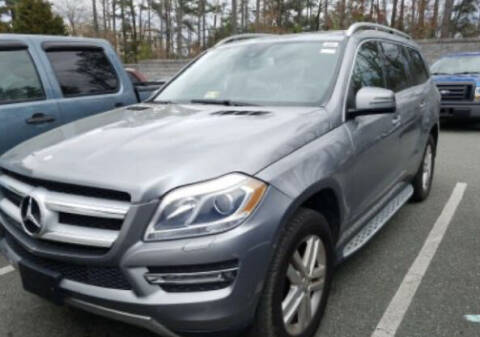 2014 Mercedes-Benz GL-Class for sale at CARZLOT in Portsmouth VA