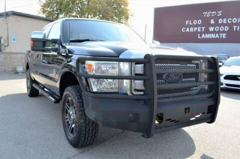 2013 Ford F-250 Super Duty for sale at LAKESIDE MOTORS, INC. in Sachse TX