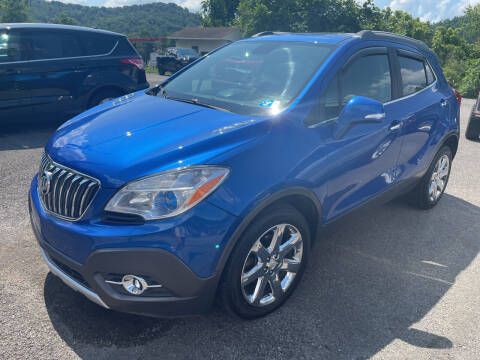 2014 Buick Encore for sale at Turner's Inc - Main Avenue Lot in Weston WV