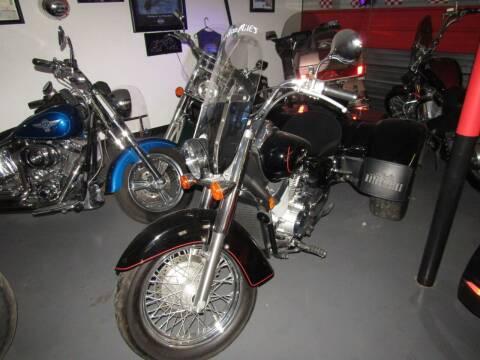 2009 Honda Shadow for sale at Scott Spady Motor Sales LLC in Hastings NE