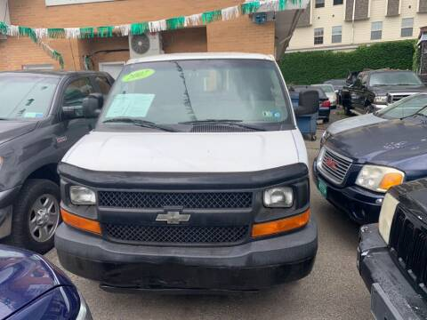 2007 Chevrolet Express Cargo for sale at Park Avenue Auto Lot Inc in Linden NJ