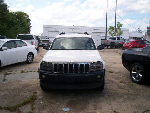 2006 Jeep Grand Cherokee for sale at Louisiana Imports in Baton Rouge LA
