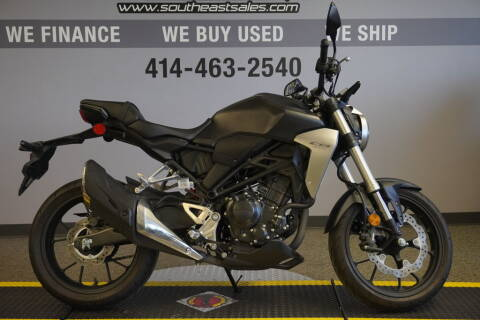 2019 Honda CB300R ABS for sale at Southeast Sales Powersports in Milwaukee WI