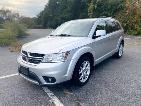 2012 Dodge Journey for sale at Westford Auto Sales in Westford MA