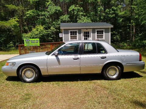 2000 Mercury Grand Marquis for sale at Route 150 Auto LLC in Lincolnton NC