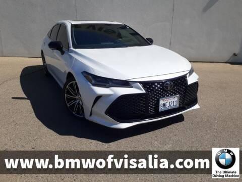 2019 Toyota Avalon for sale at BMW OF VISALIA in Visalia CA