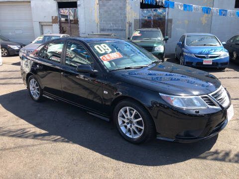 2009 Saab 9-3 for sale at Riverside Wholesalers 2 in Paterson NJ