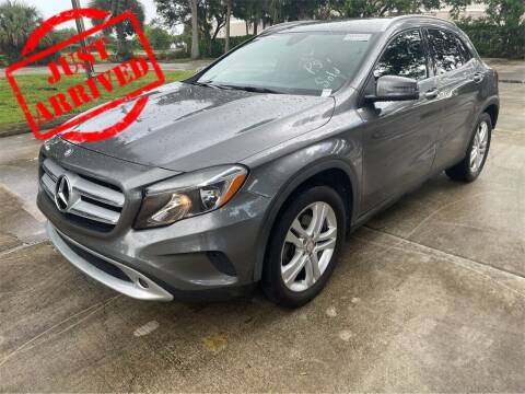 2016 Mercedes-Benz GLA for sale at Florida Fine Cars - West Palm Beach in West Palm Beach FL