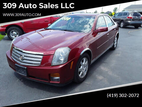 2005 Cadillac CTS for sale at 309 Auto Sales LLC in Harrod OH