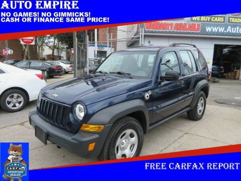 2006 Jeep Liberty for sale at Auto Empire in Brooklyn NY