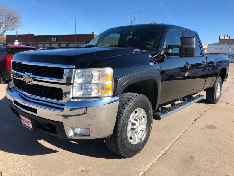 2009 Chevrolet Silverado 2500HD for sale at Spady Used Cars in Holdrege NE