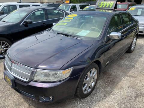 2007 Lincoln MKZ for sale at 5 Stars Auto Service and Sales in Chicago IL