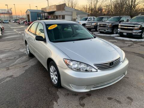 2006 Toyota Camry for sale at LexTown Motors in Lexington KY