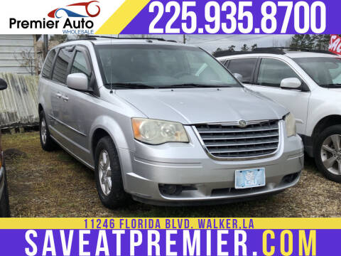 2009 Chrysler Town and Country for sale at Premier Auto Wholesale in Baton Rouge LA