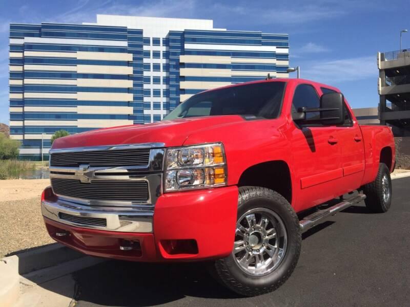 2008 Chevrolet Silverado 2500HD for sale at Day & Night Truck Sales in Tempe AZ