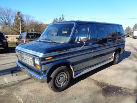 1987 Ford E-Series Cargo for sale at COUNTRYSIDE AUTO INC in Austin MN