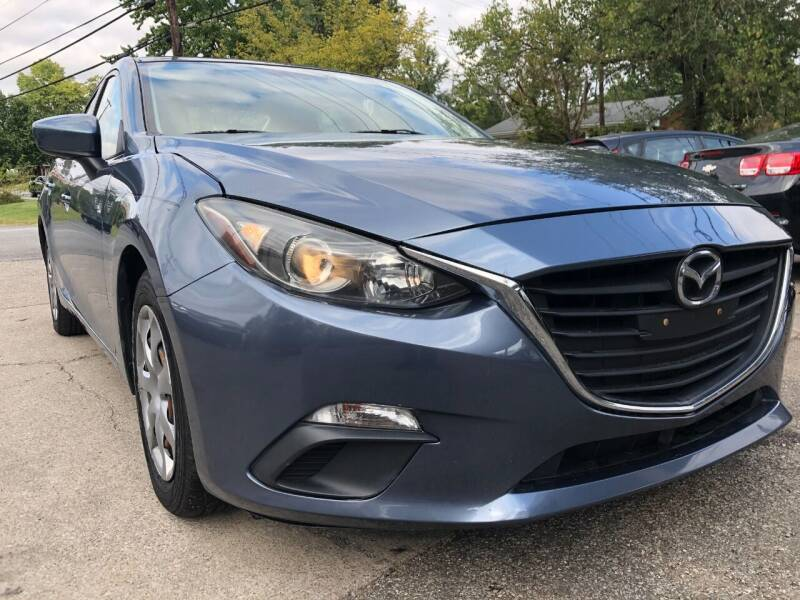 2014 Mazda MAZDA3 for sale at King Louis Auto Sales in Louisville KY