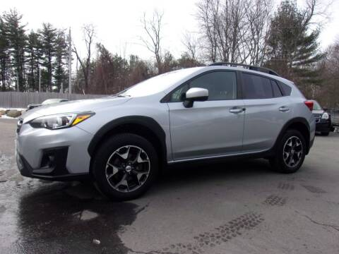 2018 Subaru Crosstrek for sale at Mark's Discount Truck & Auto Sales in Londonderry NH