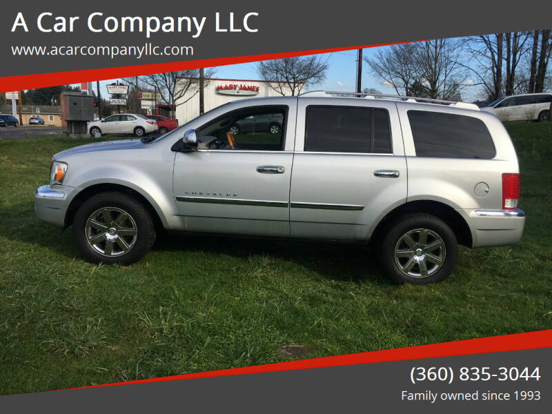 2009 Chrysler Aspen for sale at A Car Company LLC in Washougal WA
