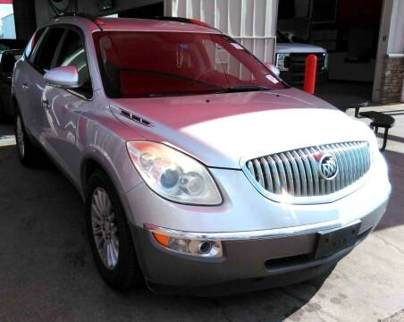 2011 Buick Enclave for sale at Dorsey Auto Sales in Tyler TX