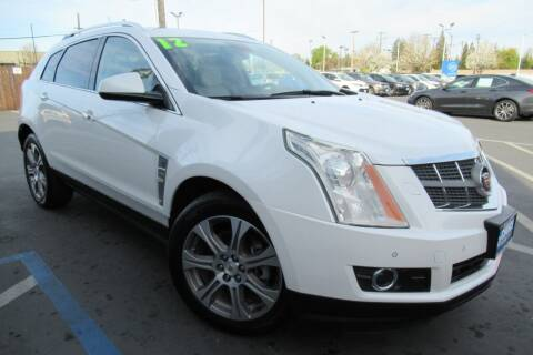 2012 Cadillac SRX for sale at Choice Auto & Truck in Sacramento CA