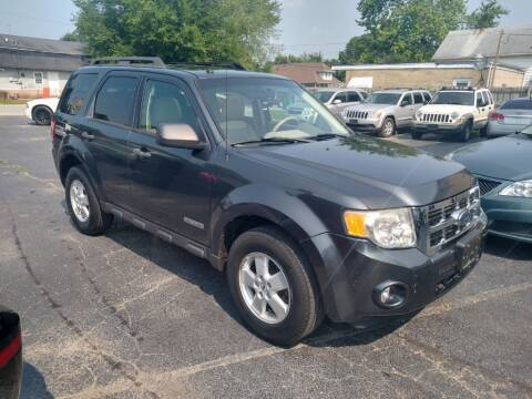 2008 Ford Escape for sale at I Car Motors in Joliet IL