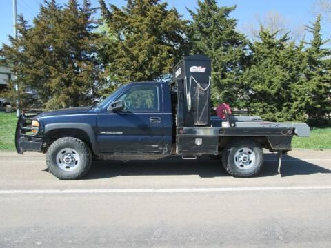2007 GMC Sierra 2500HD Classic for sale at Joe's Motor Company in Hazard NE