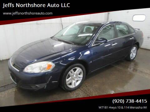 2007 Chevrolet Impala for sale at Jeffs Northshore Auto LLC in Menasha WI