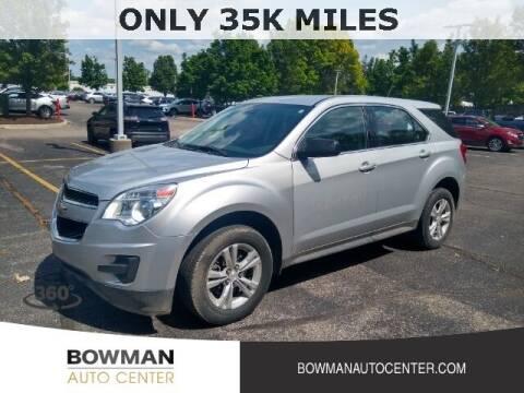 2013 Chevrolet Equinox for sale at Bowman Auto Center in Clarkston MI