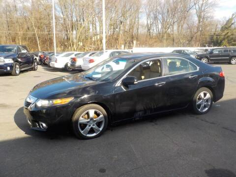 2011 Acura TSX for sale at United Auto Land in Woodbury NJ