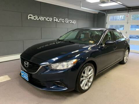 2015 Mazda MAZDA6 for sale at Advance Auto Group, LLC in Chichester NH