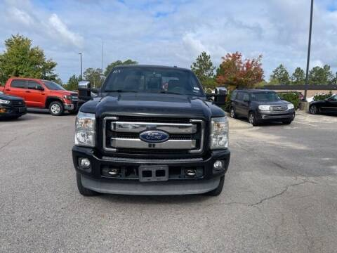 2013 Ford F-350 Super Duty for sale at PHIL SMITH AUTOMOTIVE GROUP - Pinehurst Nissan Kia in Southern Pines NC