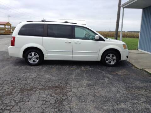 2009 Dodge Grand Caravan for sale at Kevin's Motor Sales in Montpelier OH