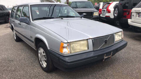 1991 Volvo 740 for sale at Alpina Imports in Essex MD