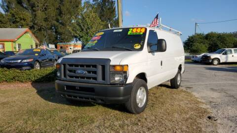 2013 Ford E-Series Cargo for sale at GP Auto Connection Group in Haines City FL