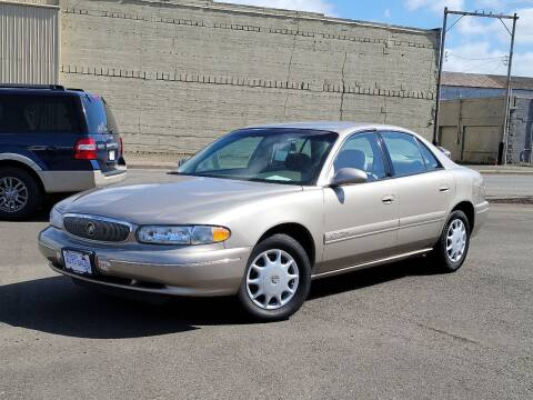 2001 Buick Century for sale at Aberdeen Auto Sales in Aberdeen WA