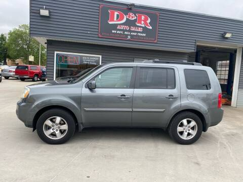 2009 Honda Pilot for sale at D & R Auto Sales in South Sioux City NE