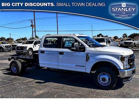 2020 Ford F-350 Super Duty for sale at STANLEY FORD ANDREWS in Andrews TX