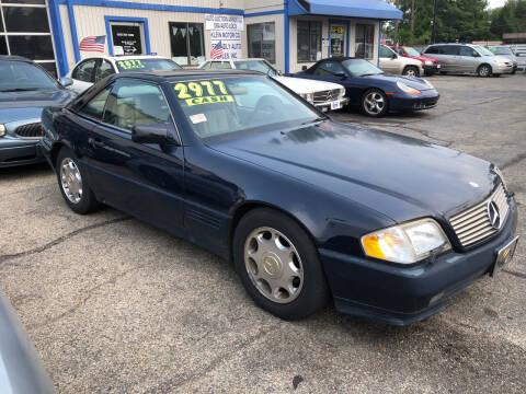 1995 Mercedes-Benz SL-Class for sale at Klein on Vine in Cincinnati OH