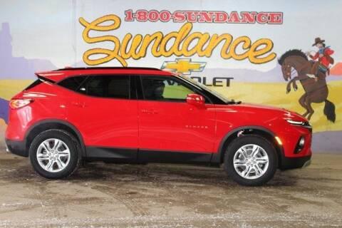 2021 Chevrolet Blazer for sale at Sundance Chevrolet in Grand Ledge MI