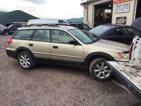 2008 Subaru Outback for sale at Troys Auto Sales in Dornsife PA