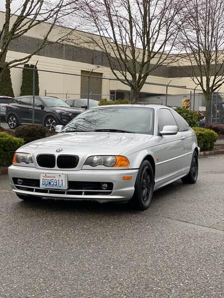 2000 BMW 3 Series for sale at Washington Auto Sales in Tacoma WA