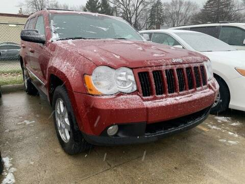 2010 Jeep Grand Cherokee for sale at Martell Auto Sales Inc in Warren MI