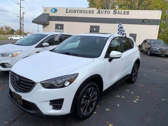 2016 Mazda CX-5 for sale at Lighthouse Auto Sales in Holland MI