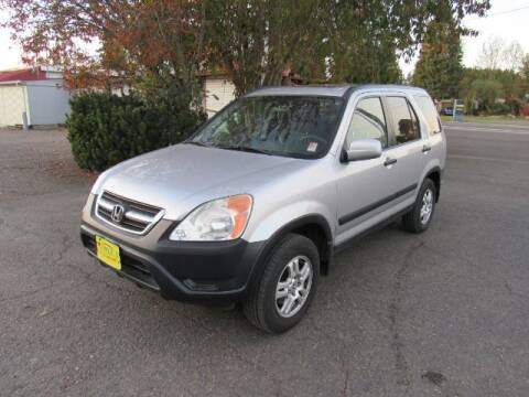 2004 Honda CR-V for sale at Triple C Auto Brokers in Washougal WA