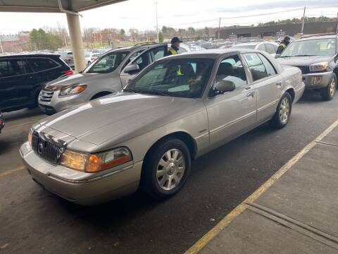 2003 Mercury Grand Marquis for sale at Route 106 Motors in East Bridgewater MA