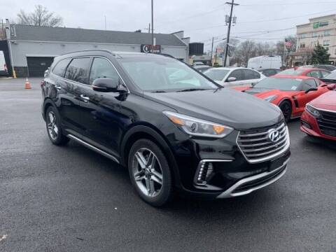 2019 Hyundai Santa Fe XL for sale at EMG AUTO SALES in Avenel NJ