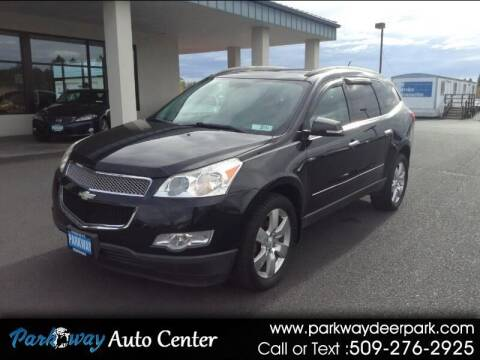 2011 Chevrolet Traverse for sale at PARKWAY AUTO CENTER AND RV in Deer Park WA