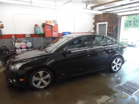 2011 Chevrolet Cruze for sale at East Barre Auto Sales, LLC in East Barre VT